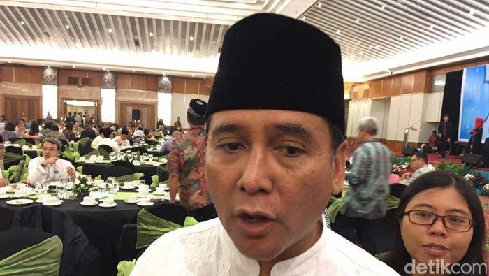 Ketua Umum Asosiasi Pengusaha Indonesia (Apindo) Hariyadi Sukamdani/Foto: Muhammad Idris/detikFinance