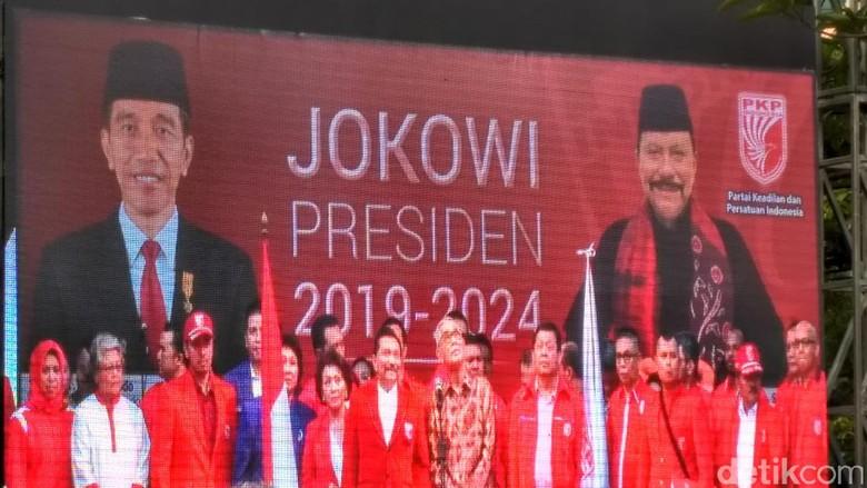PKPI Deklarasi Dukung Jokowi di Pilpres 2019