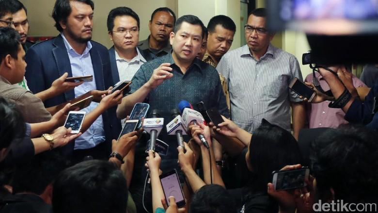 Jaksa Teliti Kelengkapan Berkas Kasus SMS Ancaman Hary Tanoe