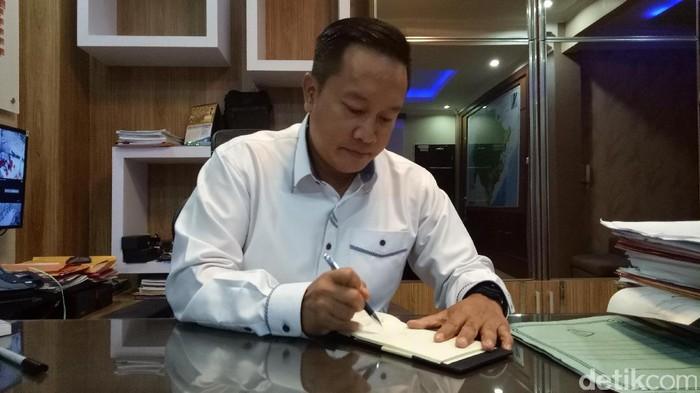 Direktur Reserse Kriminal Umum Polda Sumsel Kombes Prasetijo Utomo