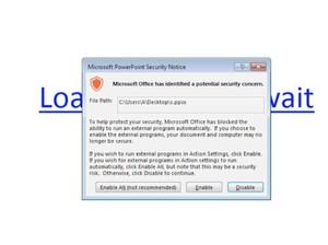 Awas! Malware Kini Bisa Menyusup Lewat Powerpoint