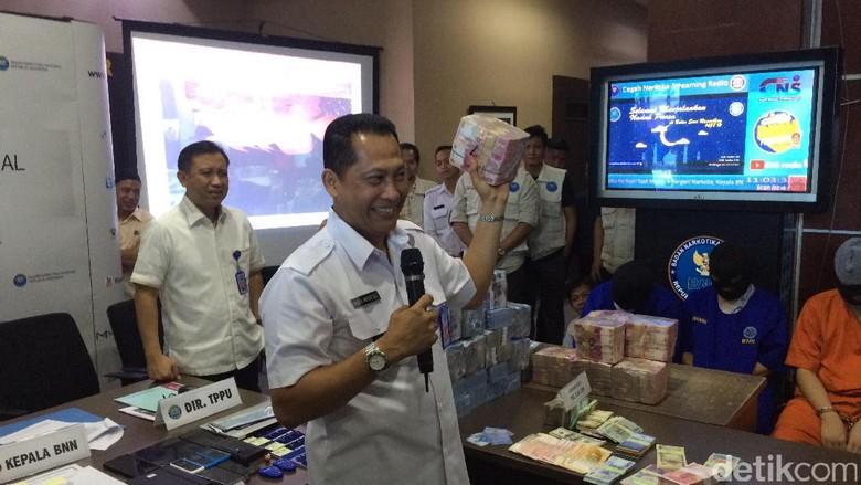 Tersangka TPPU yang Ditangkap BNN Huni Lapas Mewah di Cipinang