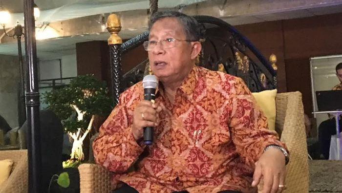 Menko Perekonomian, Darmin Nasution/Foto: Wahyu Daniel
