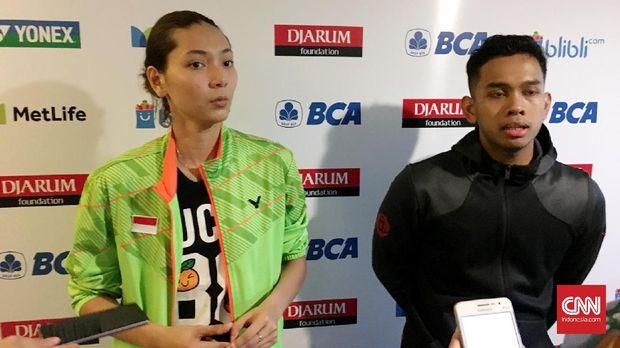 Edi Subaktiar dan Gloria Emanuelle Widjaja pernah jadi juara dunia junior di edisi yang berbeda.