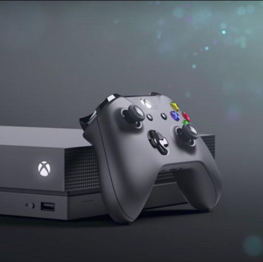 Anaconda Jadi Nama Xbox Generasi Terbaru