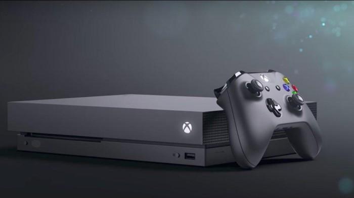 Xbox One S. Foto: istimewa
