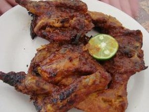 Resep Ayam Bakar Taliwang Lombok yang Pedas Nendang