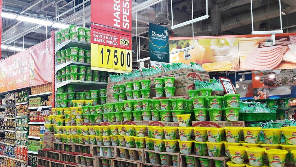 Bertukar Makanan Sebagai Tradisi Lebaran Bersama Transmart Carrefour