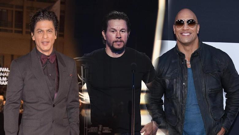 10 Aktor Berpendapatan Tertinggi di Dunia