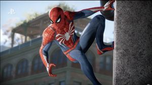 Resmi Diungkap, Game Anyar Spider-Man Rilis 2018