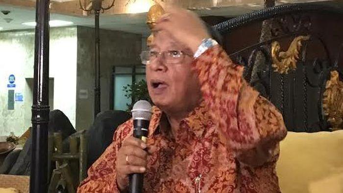 Menko Perekonomian Darmin Nasution/Foto: Wahyu Daniel