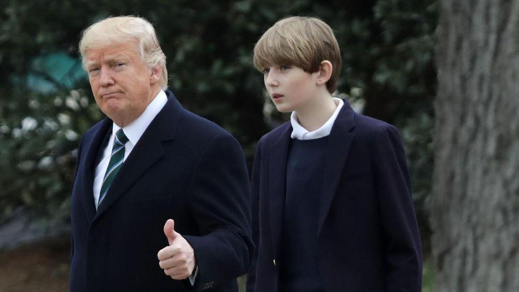 Suka Duka Anak Presiden di Gedung Putih, Fasilitas VIP Hingga Ayah Dibunuh