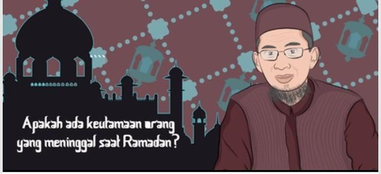 #TanyaUstazAdi Apa Keutamaan Orang yang Wafat di Bulan Ramadan?