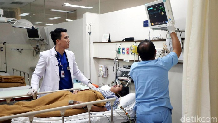 Akreditasi RS menjadi syarat untuk bisa kerja sama dengan BPJS Kesehatan (Foto: Ari Saputra)