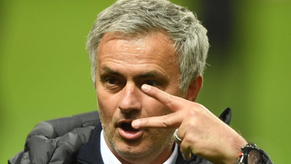 Kisah Julukan Nona Daisy untuk Jose Mourinho