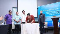 Segitiga Emas Kota Semarang akan Bebas Kabel