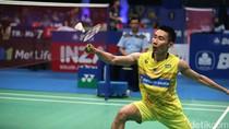 Tentang Medali Emas Olimpiade yang Tak Kunjung Didapat Chong Wei
