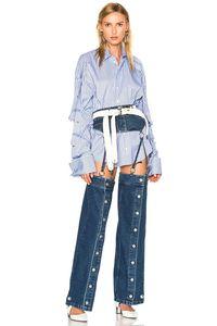 Jeans Compang-camping Eksis di Fashion Week Tokyo, Berani Pakai?