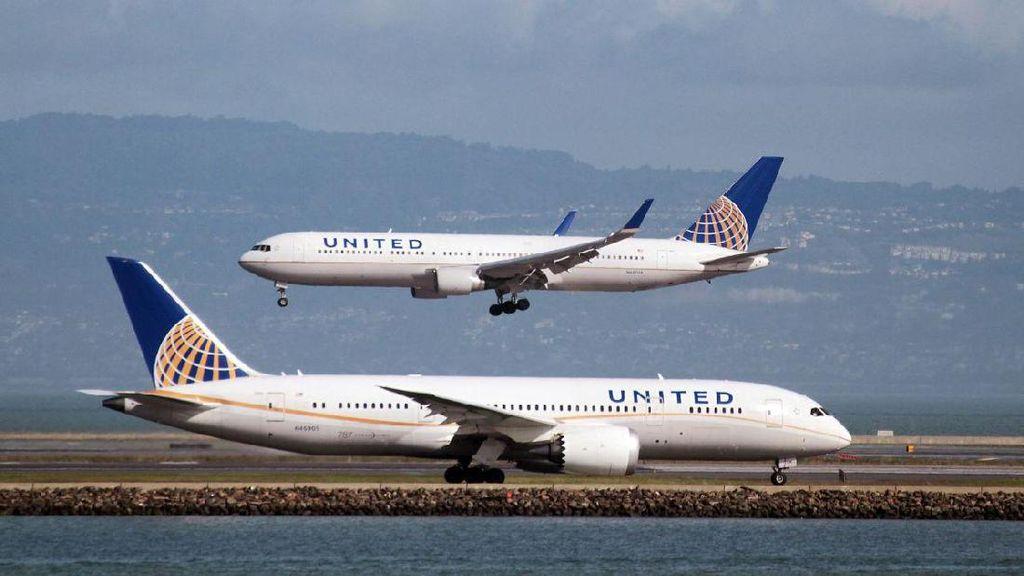 United Airlines Kandangkan Boeing MAX Sampai Juli