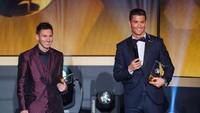 Lalu Persainganmu dengan Messi Bagaimana, Ronaldo?