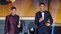 Ronaldo seperti Nadal, Messi seperti Federer