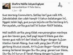 Kontroversi Mahasiswi Hujat Ibu Hamil di KRL, Ini Caranya Asah Rasa Empati