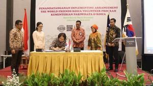 Indonesia Belajar Pariwisata dari Korea