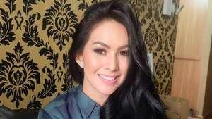 Ultah ke-25, Kartika Putri Happy Banget