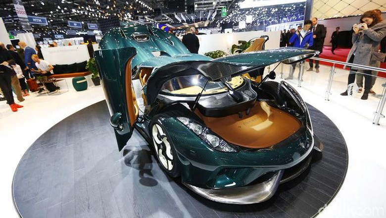 Foto: Geneva International Motor Show