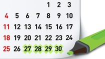 Guys, Jangan Lupa Akhir Oktober Ada Cuti Bersama 2 Hari