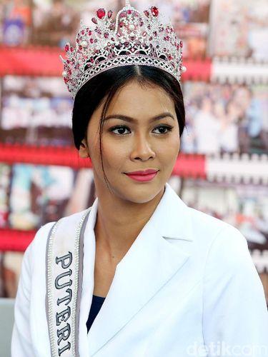 Ini Komentar Paling Menyakitkan Bagi Bunga Jelitha Saat Jadi Puteri Indonesia