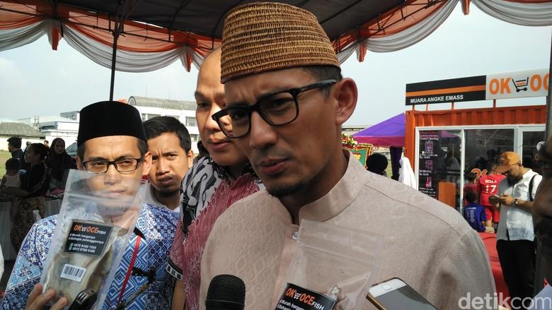 Sandiaga: Rumah DP Rp 0 Solusi Utama Masalah Perumahan di Jakarta