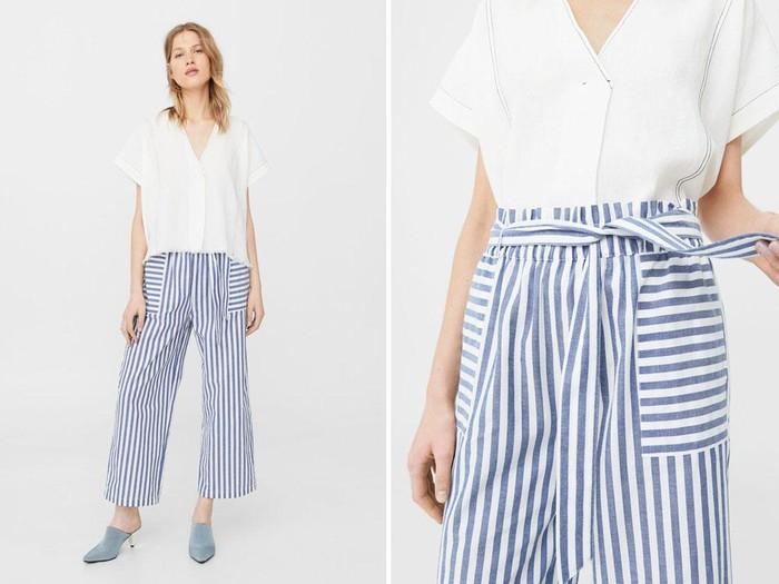 Tips Memilih Model Celana Agar Terlihat Lebih Tinggi. Foto: ist