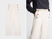Celana Palazzo yang Stylish Dipakai untuk Silahturahmi Lebaran
