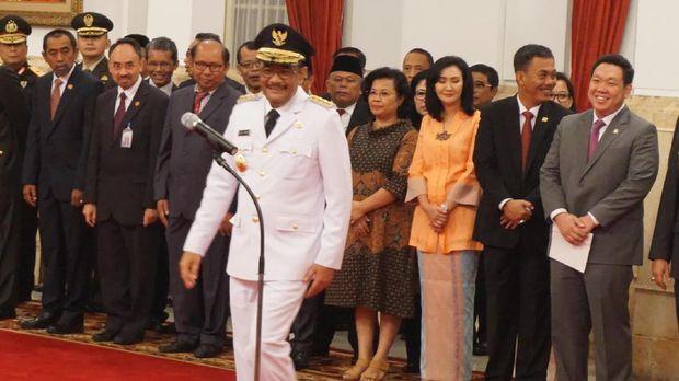 Sah! Djarot Gantikan Ahok Sebagai Gubernur DKI Jakarta