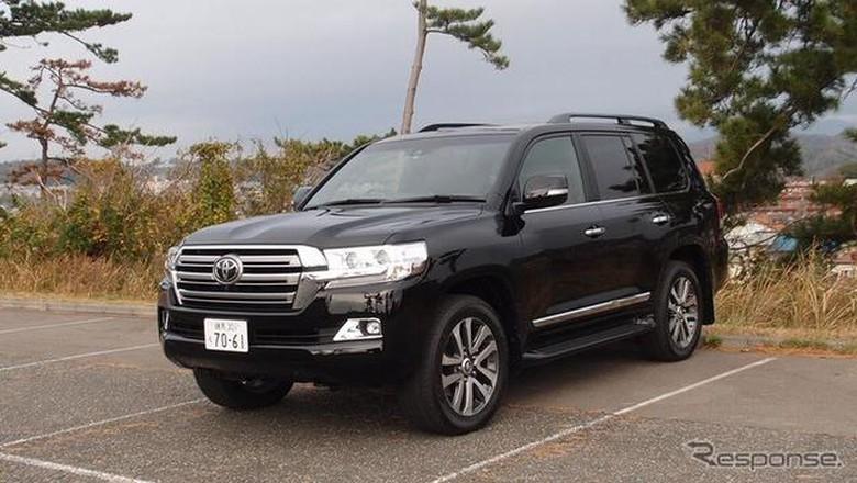 Toyota Land Cruiser (Foto: Response)