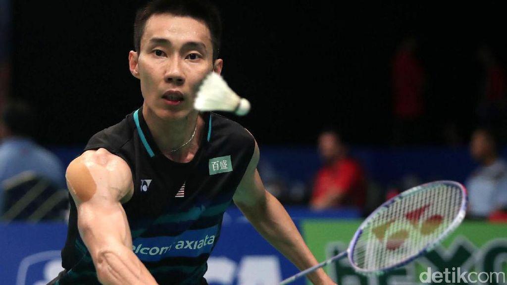 Lee Chong Wei Didiagnosis Terkena Kanker Hidung
