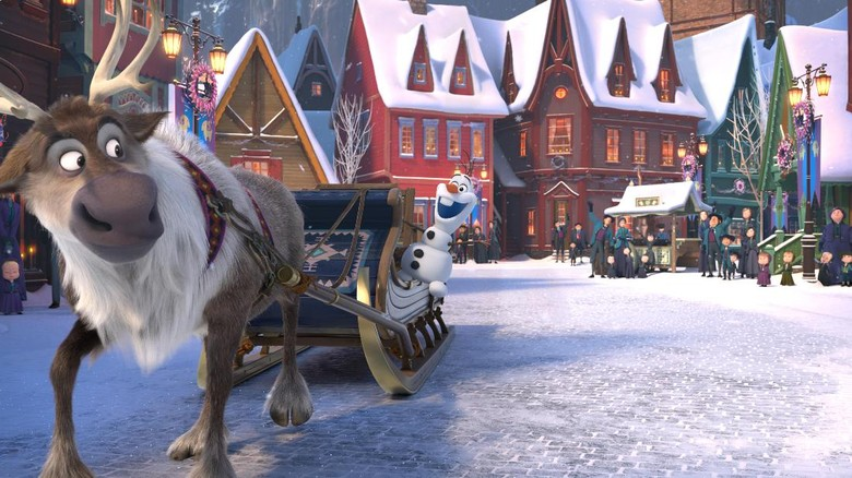 Olafs Frozen Adventure Jadi Tayangan Pembuka Coco