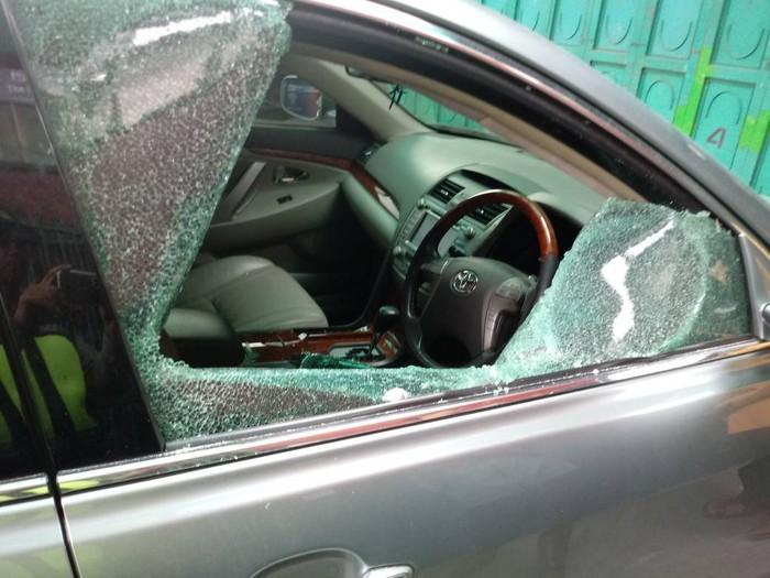 Pencuri Modus Pecah Kaca Mobil di Cimahi Disergap Korbannya