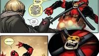 Saking ramainya bahkan sosok macan Cisewu itu masuk dalam komik Marvel.Dok. Ist