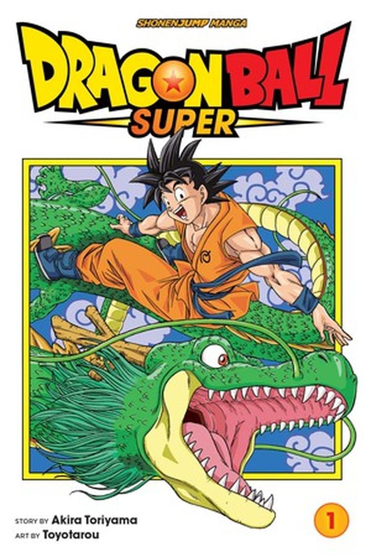 Manga Dragon Ball Super Perkenalkan Momen Berharga Goku dan Gohan