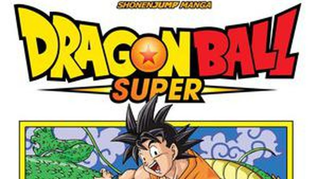 Manga Dragon Ball Super Masuk Deretan Terlaris di AS