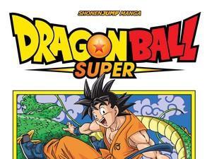 Manga Dragon Ball Super Peringkat ke-2 di Daftar Toko Buku Amerika