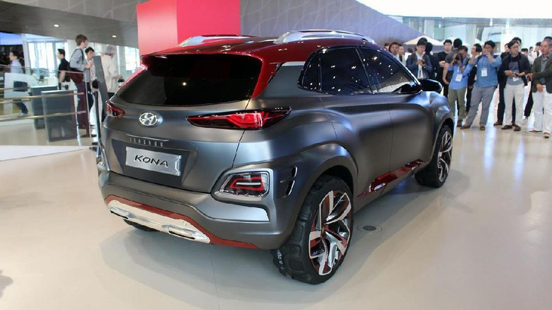 Hyundai Kona (Foto: Motor1)