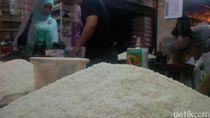 Daftar Lengkap Harga Bahan Pokok di Pasar Kota Bandung Hari Ini