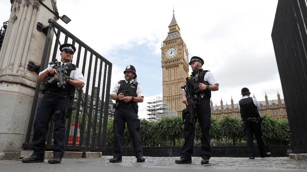 Protes UU Terkait Wewenang Polisi, 9 Pendemo di London Ditangkap
