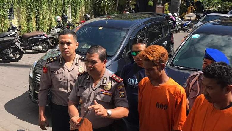 Pencurian mobil di Badung