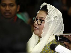 Siti Fadilah Supari Divonis 4 Tahun Penjara
