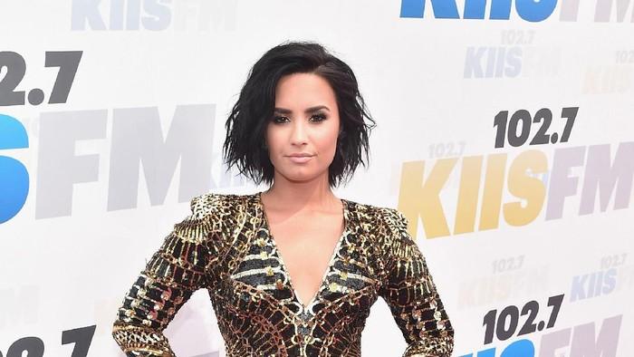 CARSON, CA - MAY 14:  Singer Demi Lovato attends KIIS FMs Wango Tango 2016 at StubHub Center on May 14, 2016 in Carson, California.  (Photo by Alberto E. Rodriguez/Getty Images)