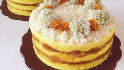 Klepon, Es Pisang Ijo dan Nastar Kini Diadaptasi Jadi Rasa Kue Hari Raya